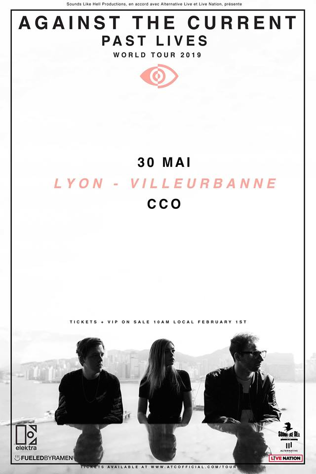 AGAINST THE CURRENT [Lyon - 69] > 30-05-2019