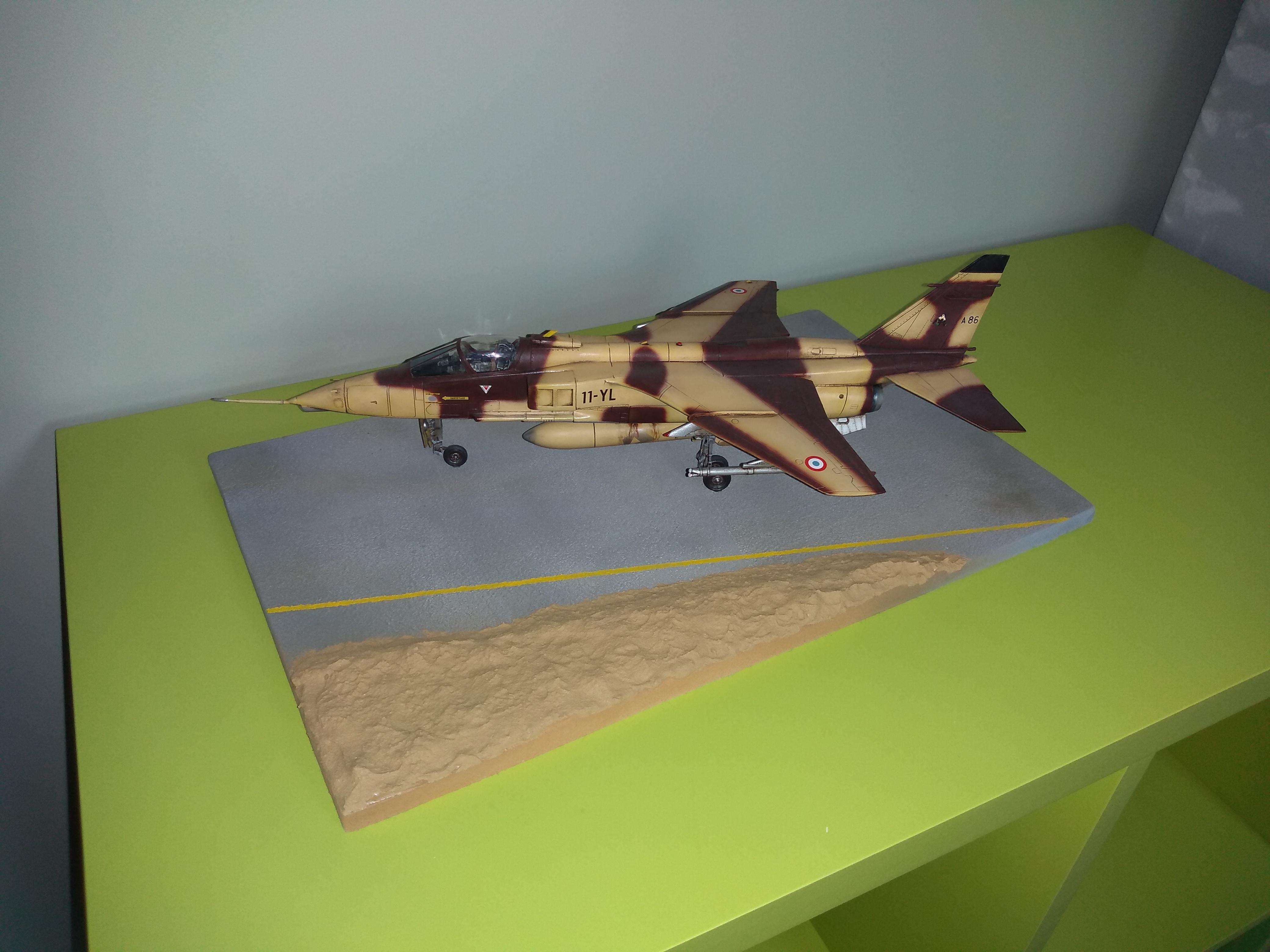 SOS Jaguar  A237y