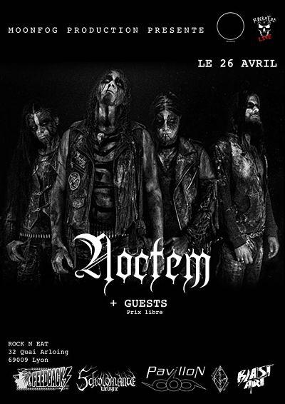 NOCTEM [Lyon - 69] > 26-04-2019