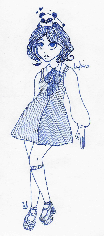 autre dessin par Nixine