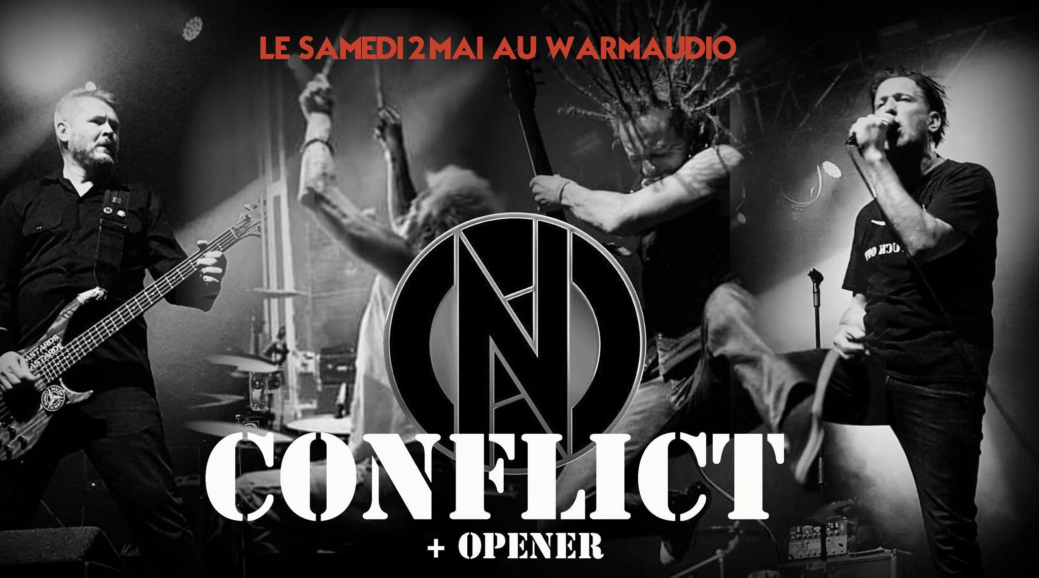 CONFLICT [Décines - 69] > 02-05-2020