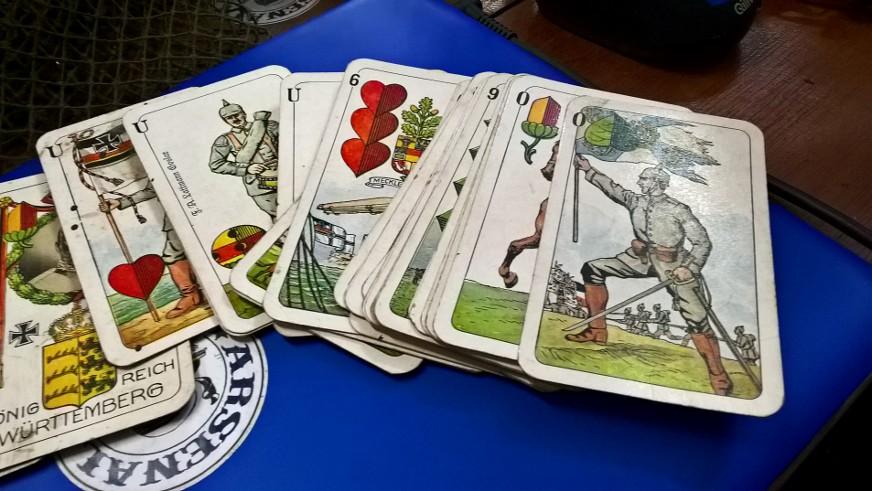 jeux de carte ww1 ALYn0