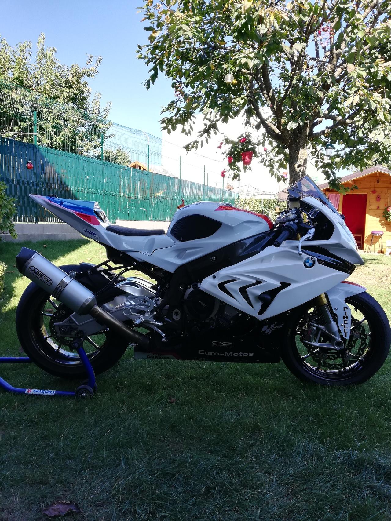 BMW S1000RR 2015 / 10000km / 12400€ AQb9G