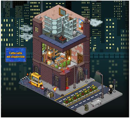 News Habbo - Pack Force de Police AWeOR