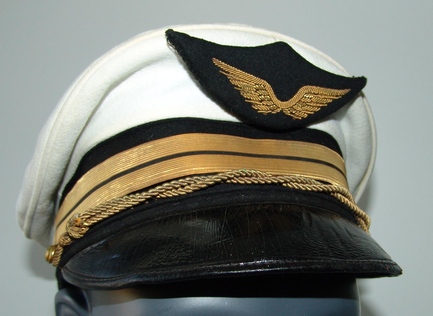 Casquette aviation modèle 29 et uniformes AXrxy
