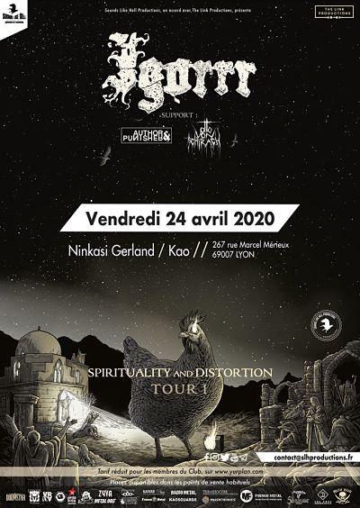 IGORRR [Lyon - 69] > 24-04-2020
