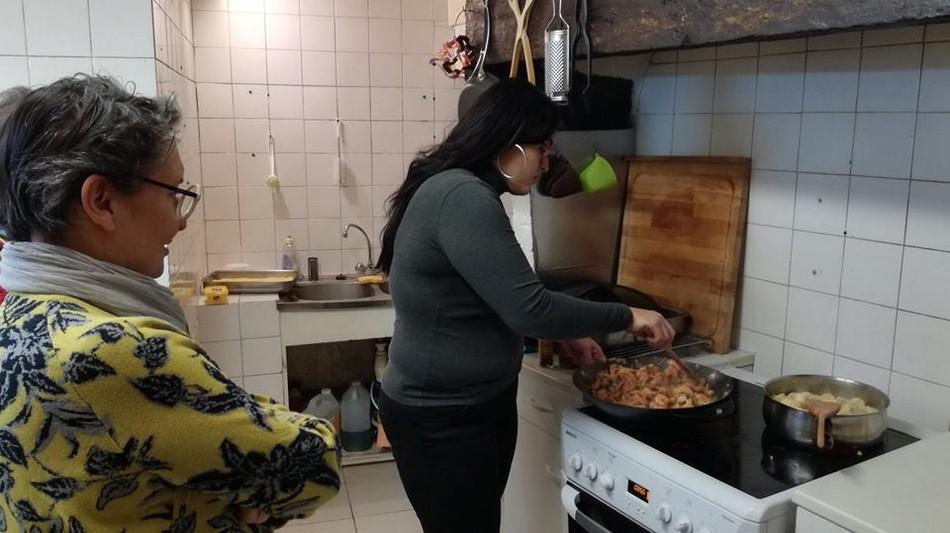 Luciana cuisine