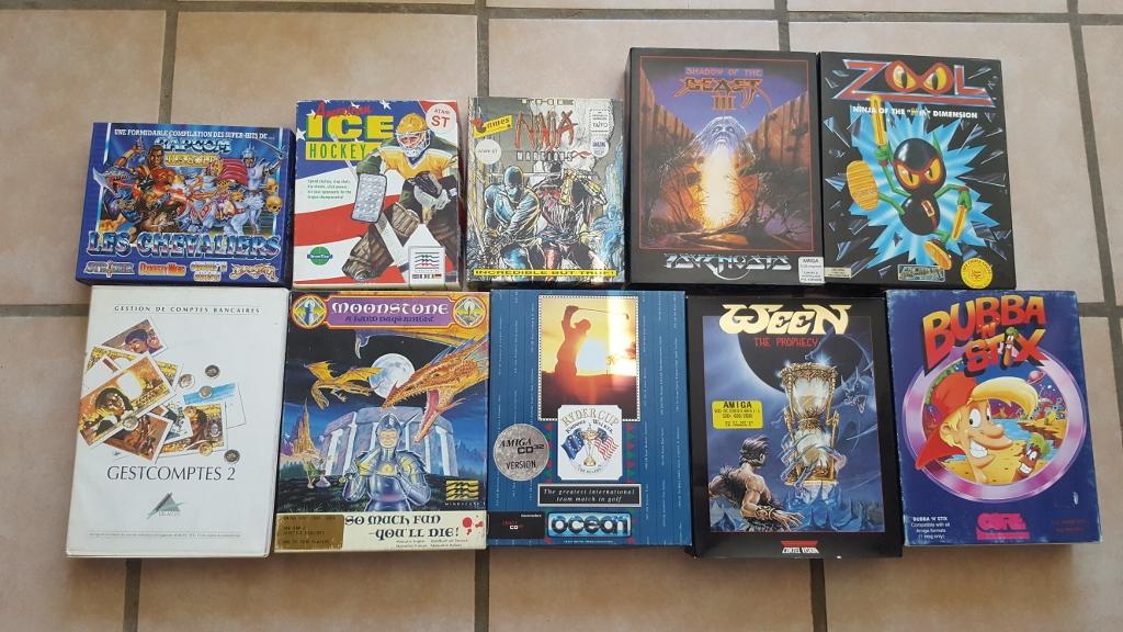 Vente ordinateurs et jeux Atari, Amiga, Amstrad et PC MAJ 20/01 BYbE0