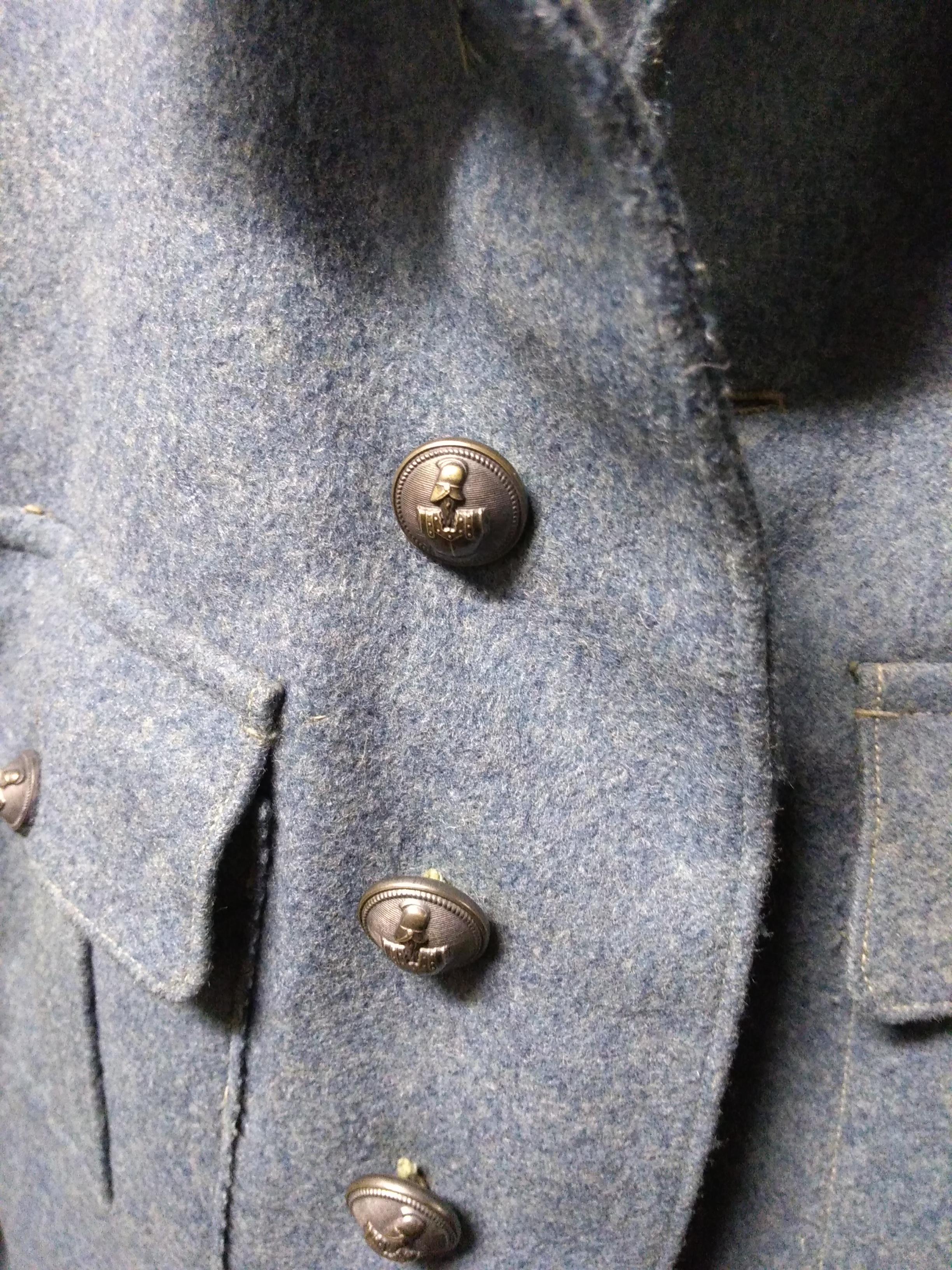 uniforme du génie  BYbdK