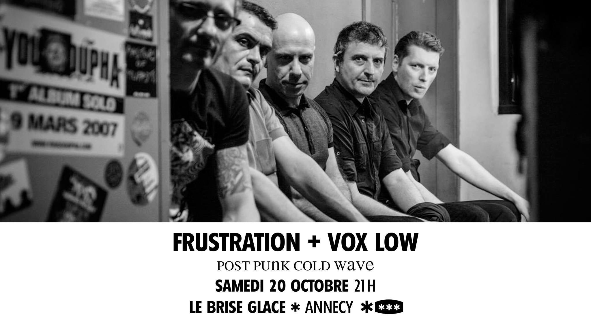 FRUSTRATION [Annecy - 74] > 20-10-2018