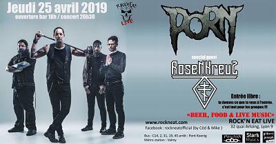 PORN [Lyon - 69] > 25-04-2019