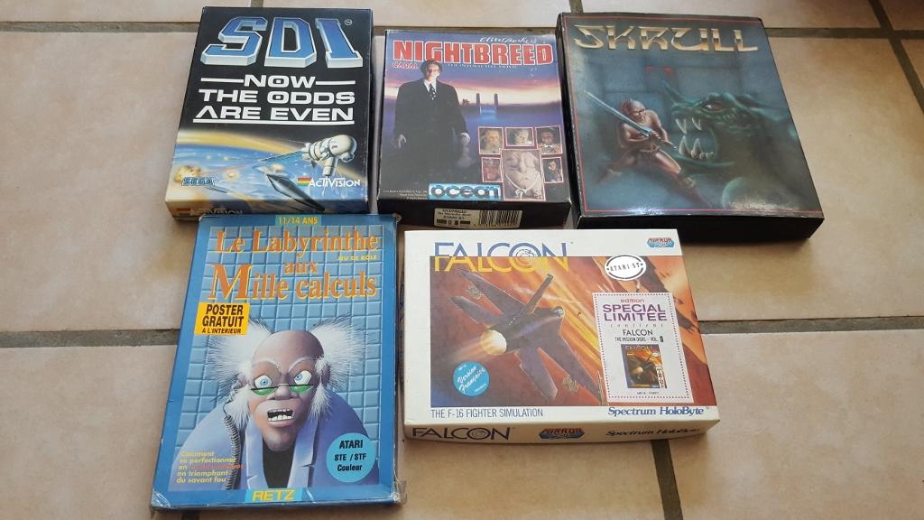 Vente ordinateurs et jeux Atari, Amiga, Amstrad et PC MAJ 20/01 D7dGE