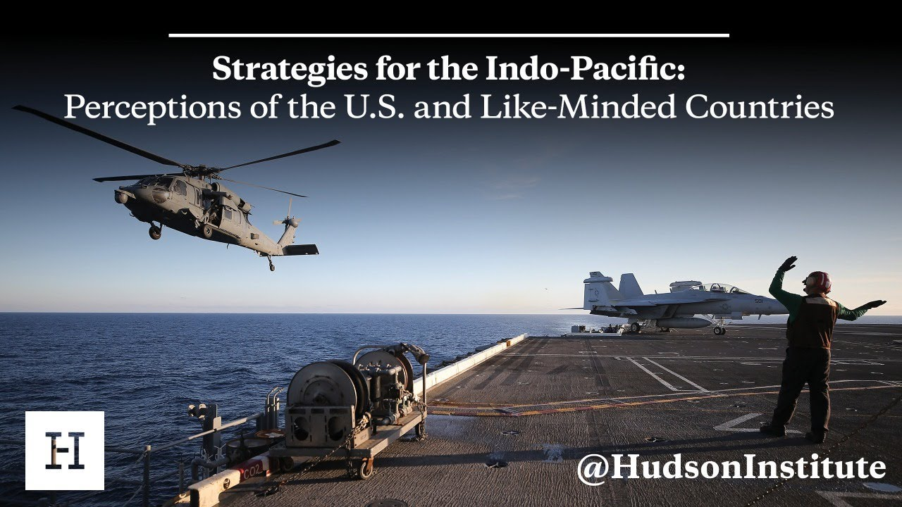 Strategies for the Indo-Pacific: Perceptions of the U.S. and Like-Minded Countries