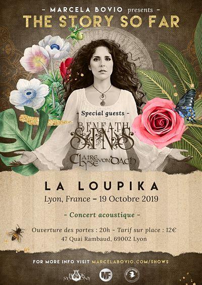 MARCELA BOVIO [Lyon - 69] > 19-10-2019