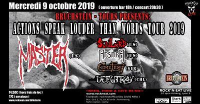 MASTER [Lyon - 69] > 09-10-2019