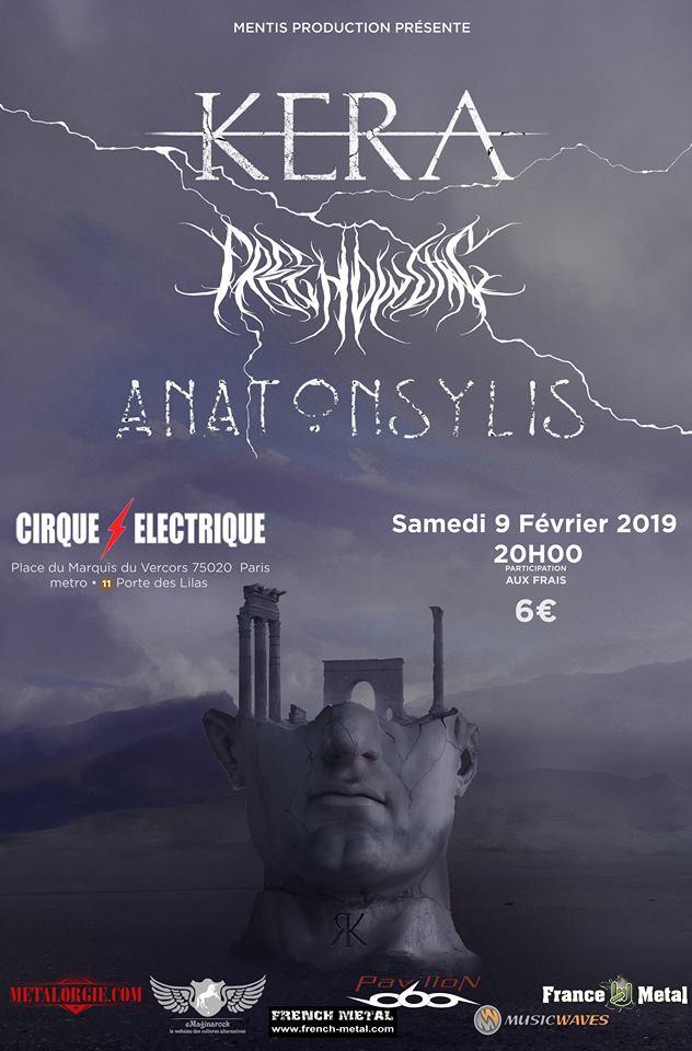 KERA [Paris - 75] > 09-02-2019