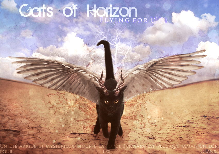 LGDC ~ Cats of Horizon