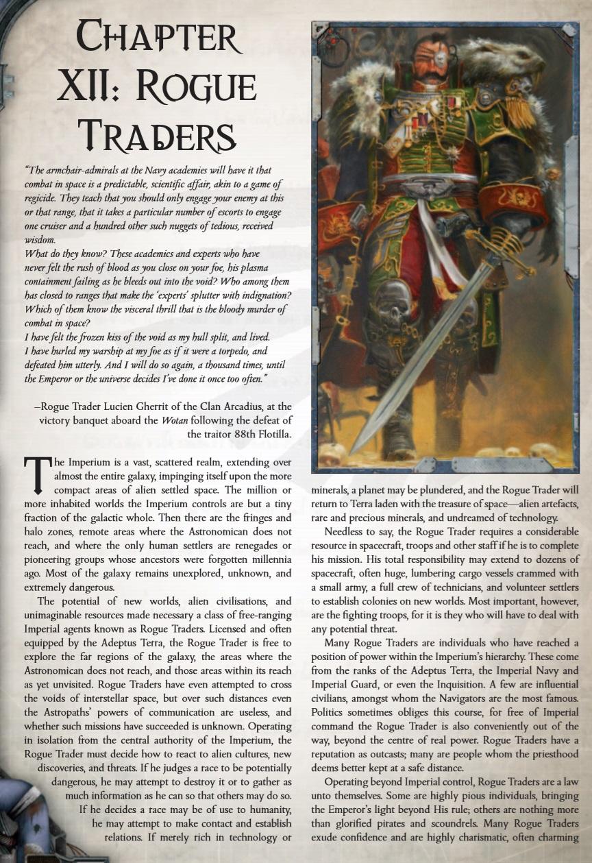 Rogue Traders EV22L