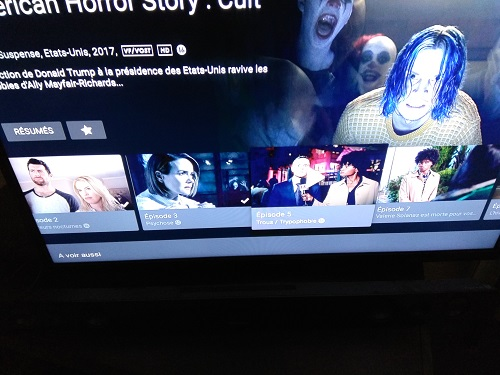 Episode AHS Android TV