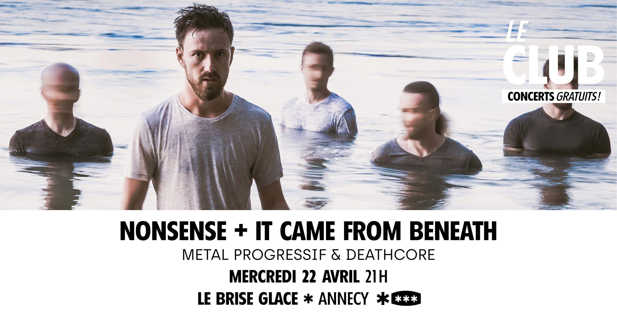 NONSENSE [Annecy - 74] > 22-04-2020