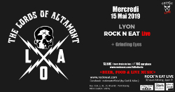 THE LORDS OF ALTAMONT [Lyon - 69] > 15-05-2019