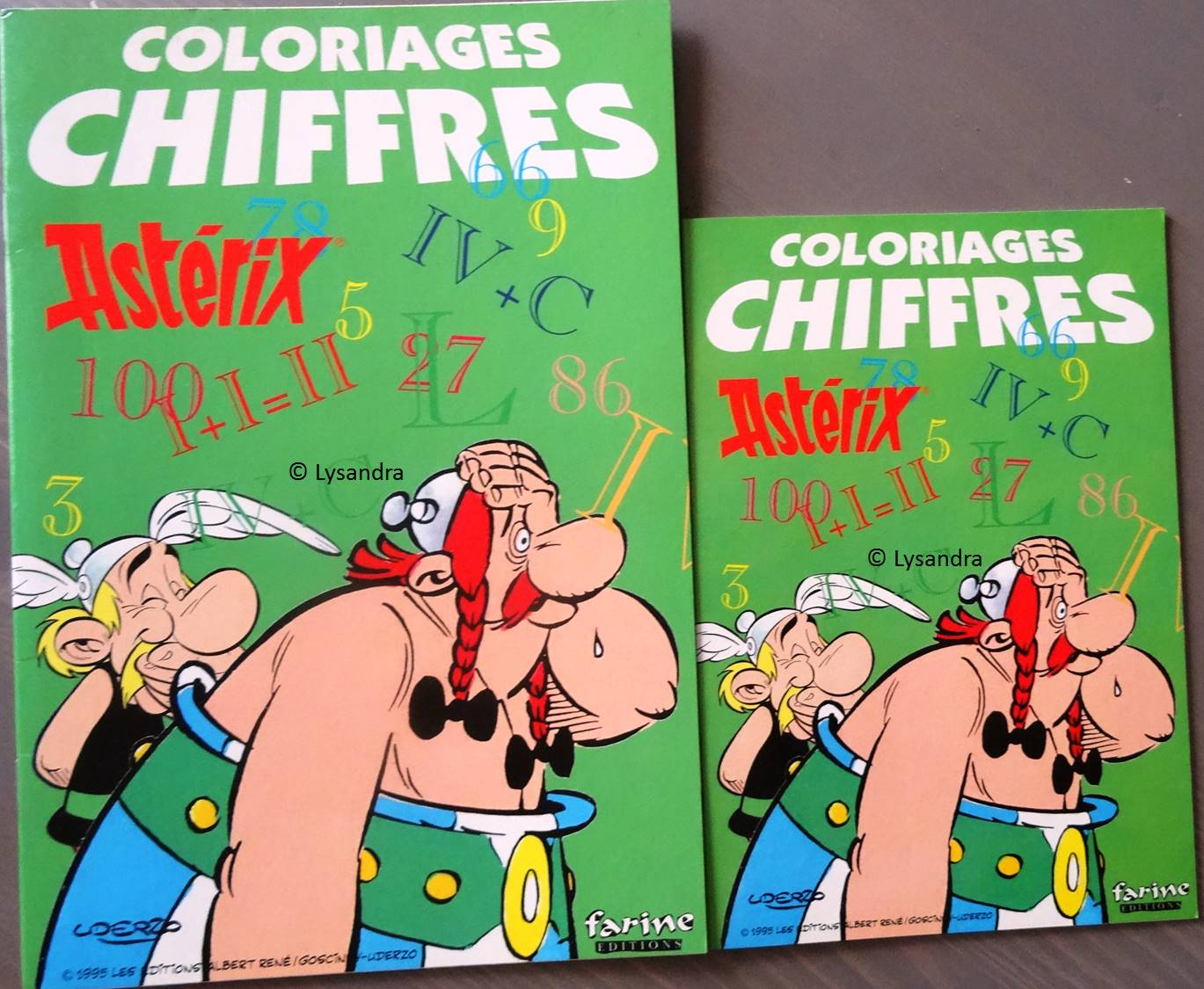 Coloriages Editions Farine G70K