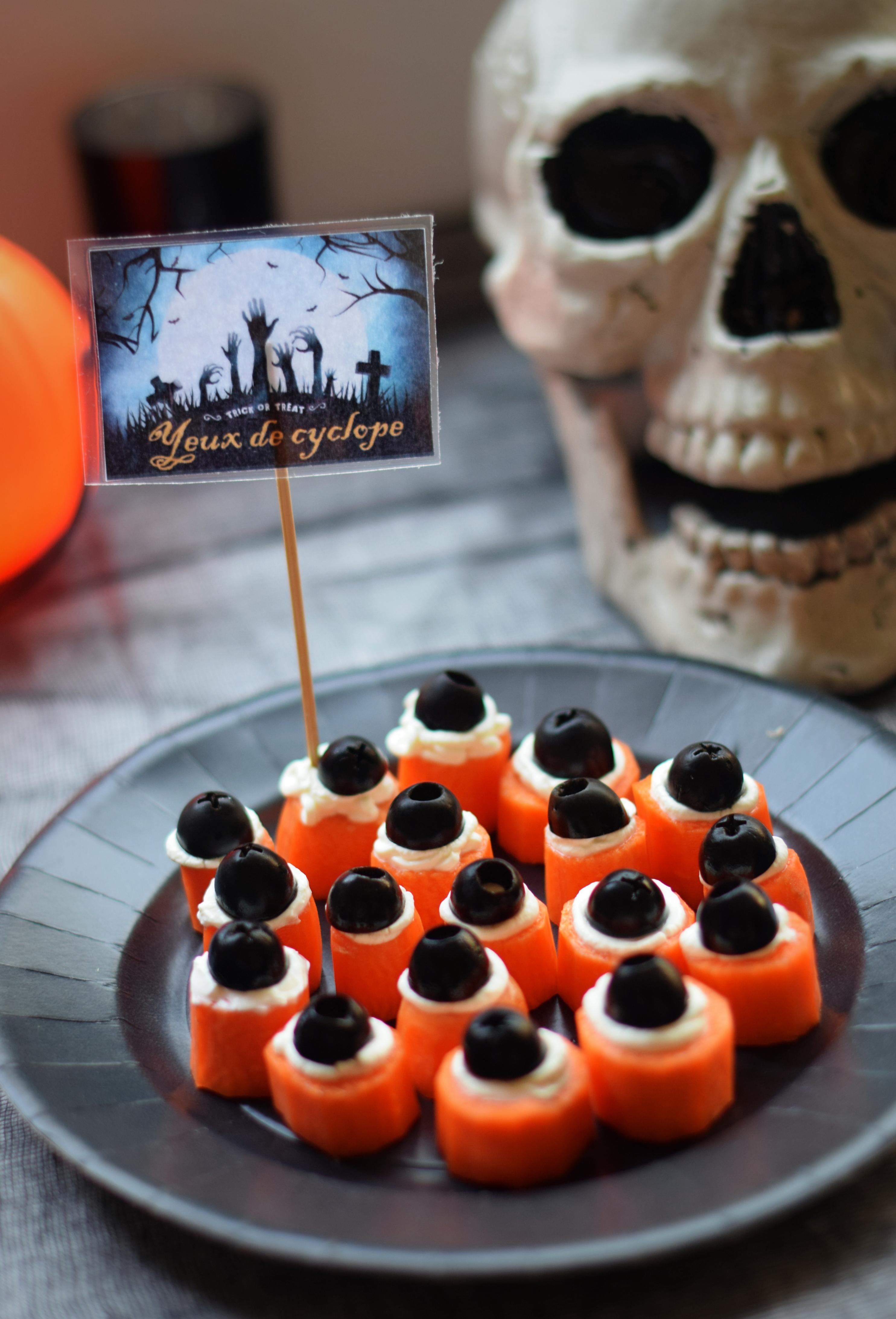 Recette halloween