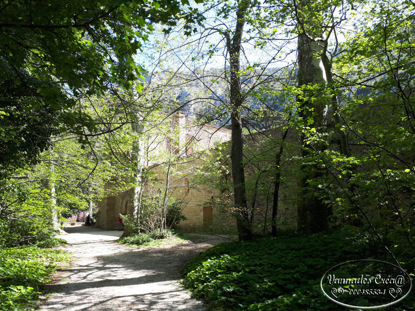 """La Vallée de St Pons """" La Vallée Rose """" à Gemenos Bouches du Rhône ♥♥♥ GZvPK"""