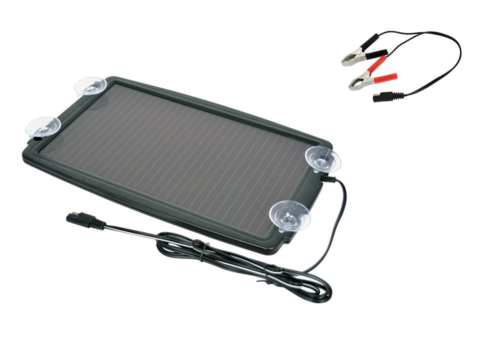 chargeur de batterie solaire voiture auto bateau camping car 12v ebay. Black Bedroom Furniture Sets. Home Design Ideas