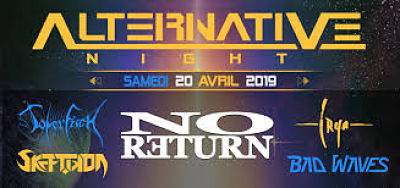 NO RETURN [Tours - 37] > 20-04-2019