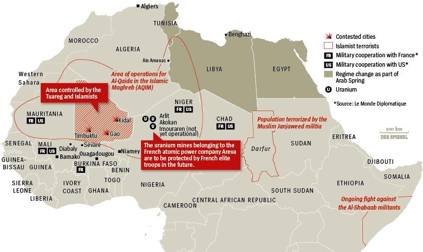 ساحلستان، من ليبيا إلى مالي – للكاتب سامويل لوران