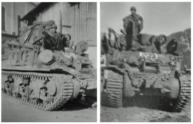 M4A3 (Tamiya MM222) vs M32 (Italeri 203), 1:35 - M4A3 prêt à peindre JvONR