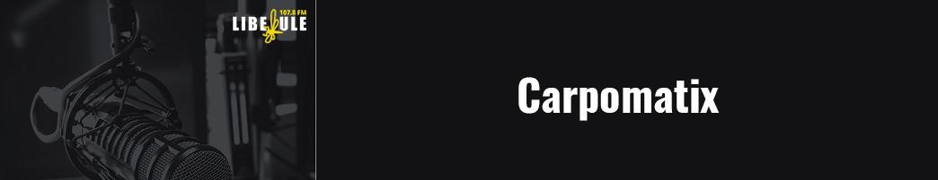 Carpomatix