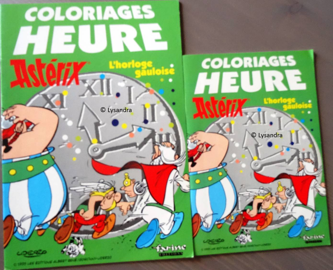 Coloriages Editions Farine