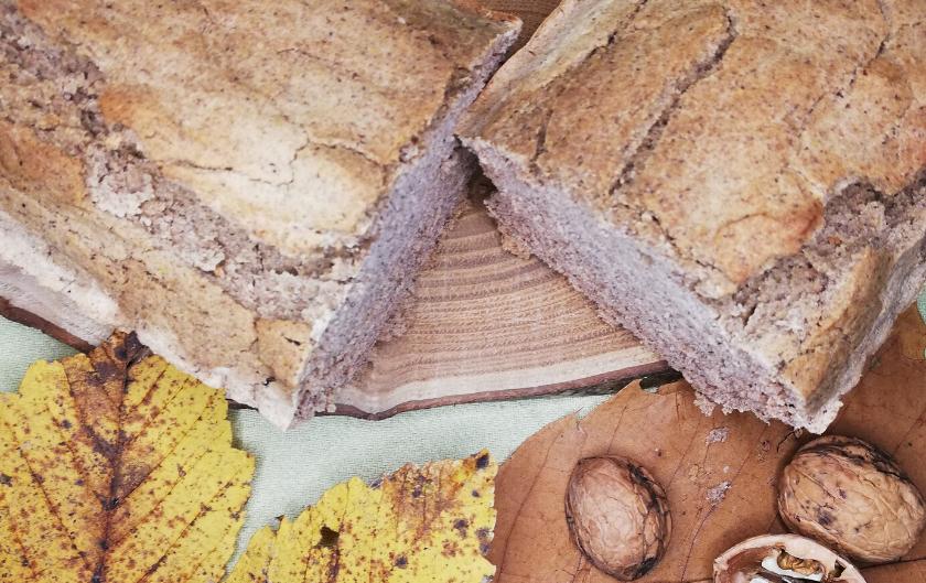 Recette vegan végétale et sans gluten de pain protéiné facile et rapide