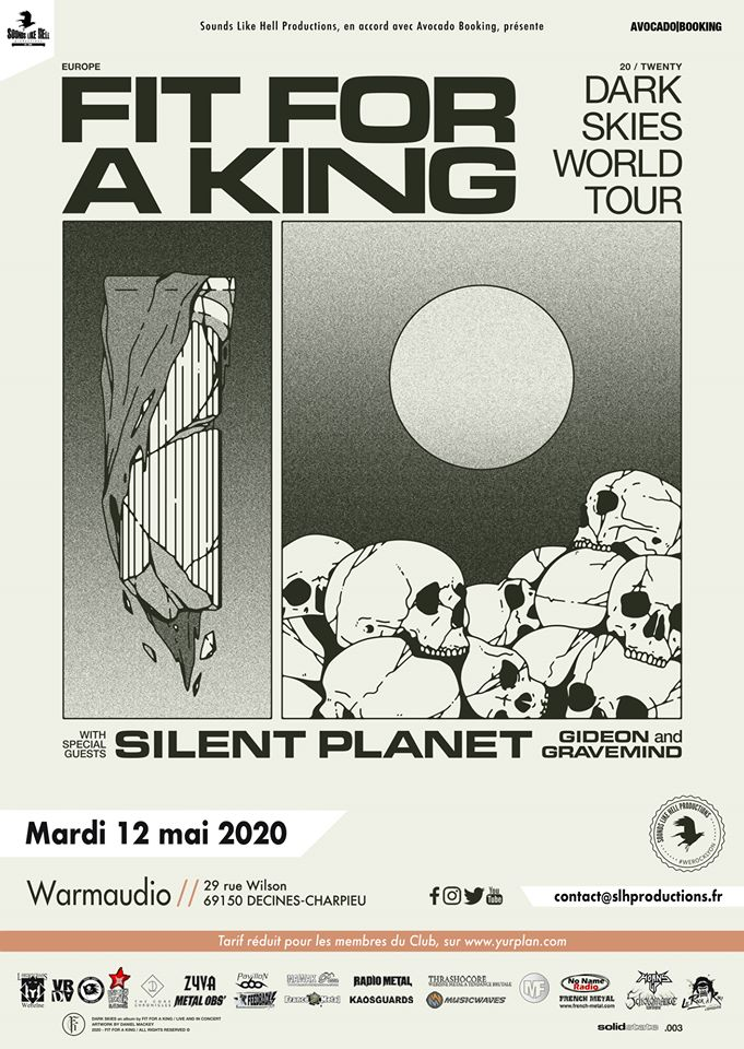 FIT FOR A KING [Décines - 69] > 12-05-2020