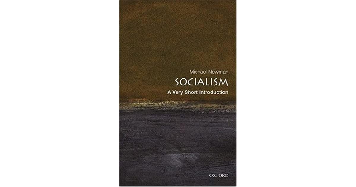 الاشتراكية: مقدمة قصيرة جدًا