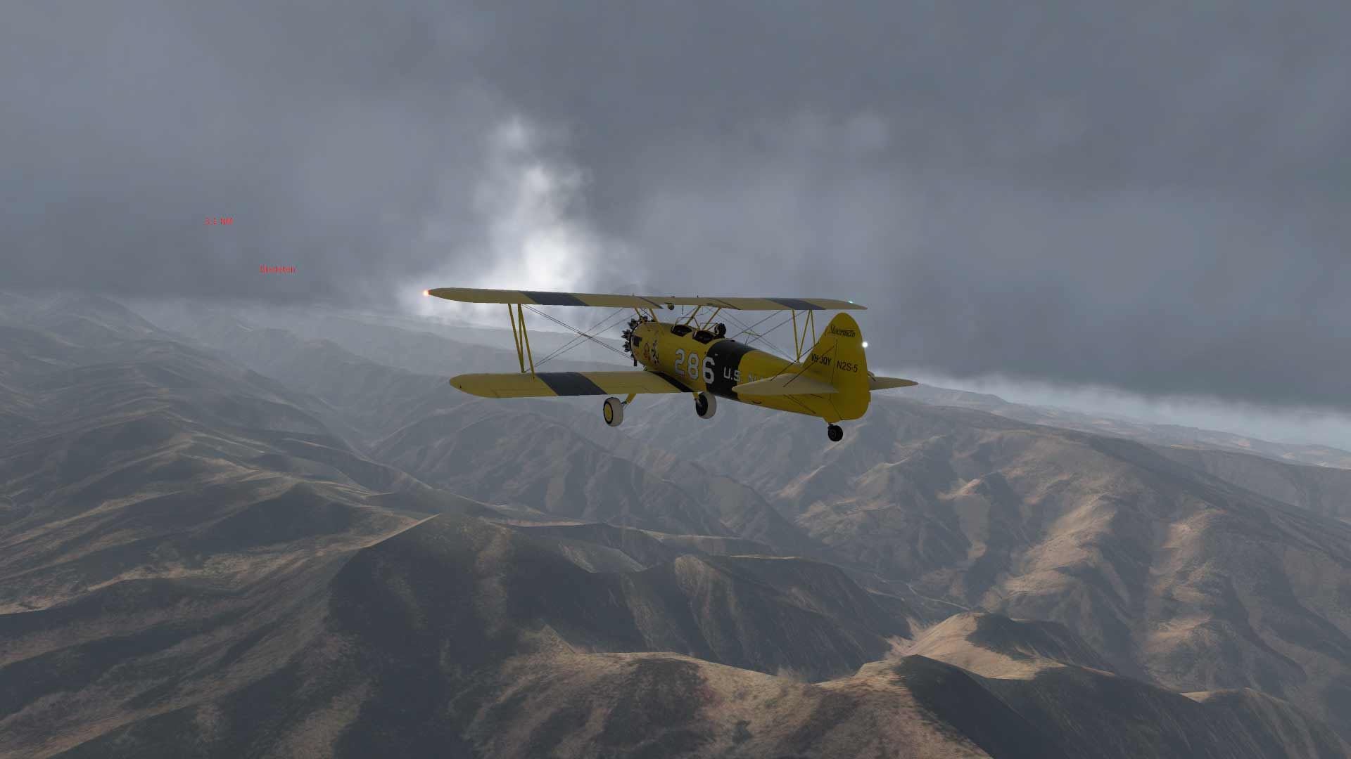 FSX-France Air Vintage Etape 7 KeA1b