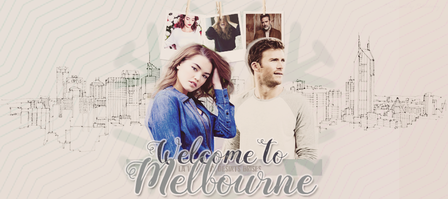 WELCOME TO MELBOURNE