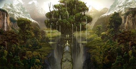 Utsuri no Seika, l'arbre de vie KwGOb