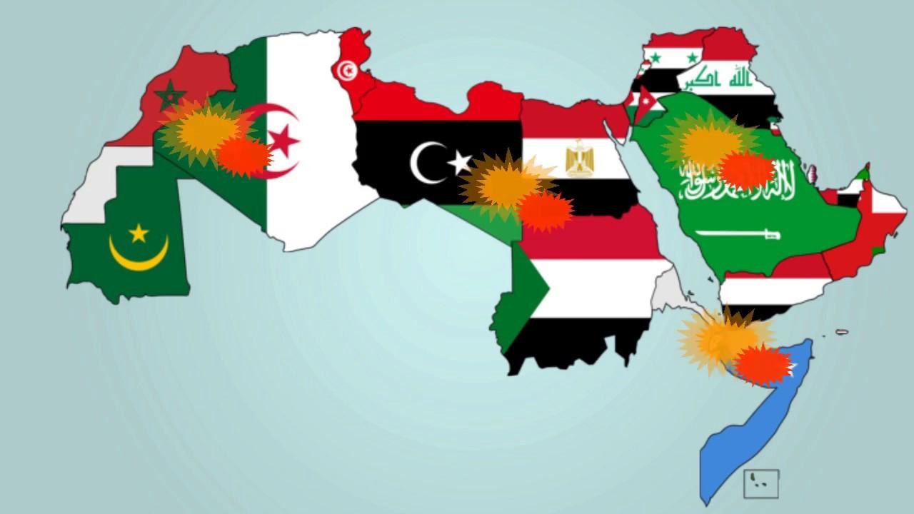 النزاعات الحدودية وطرق تسويتها