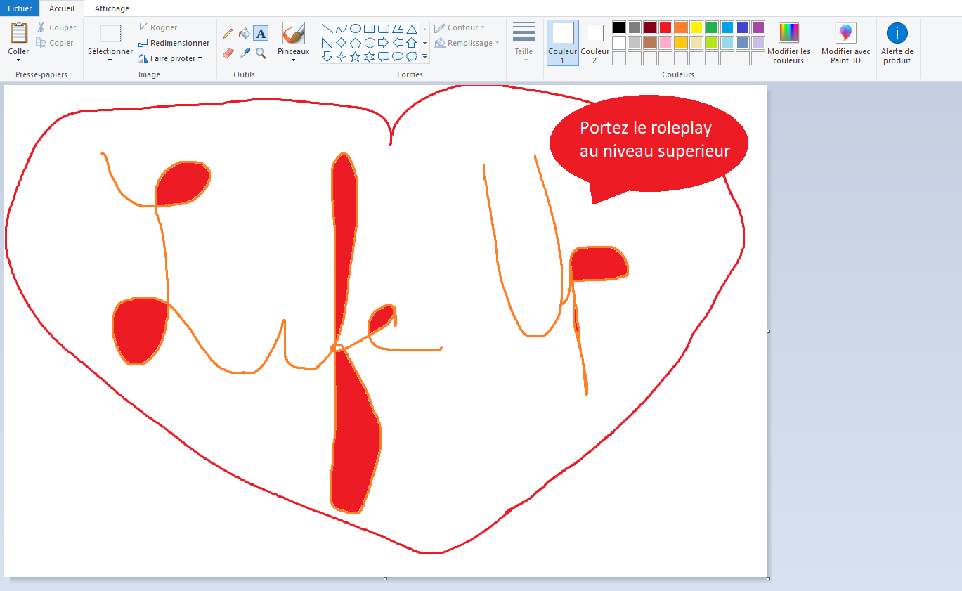 Dessin paint de lifeup