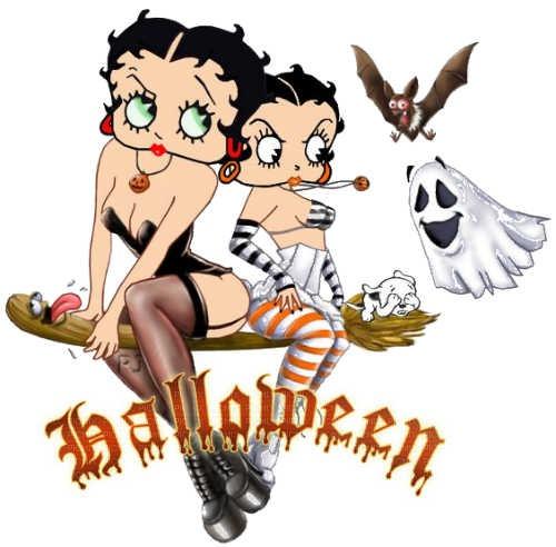 Betty Boop - Halloween - Page 7 LdDQa