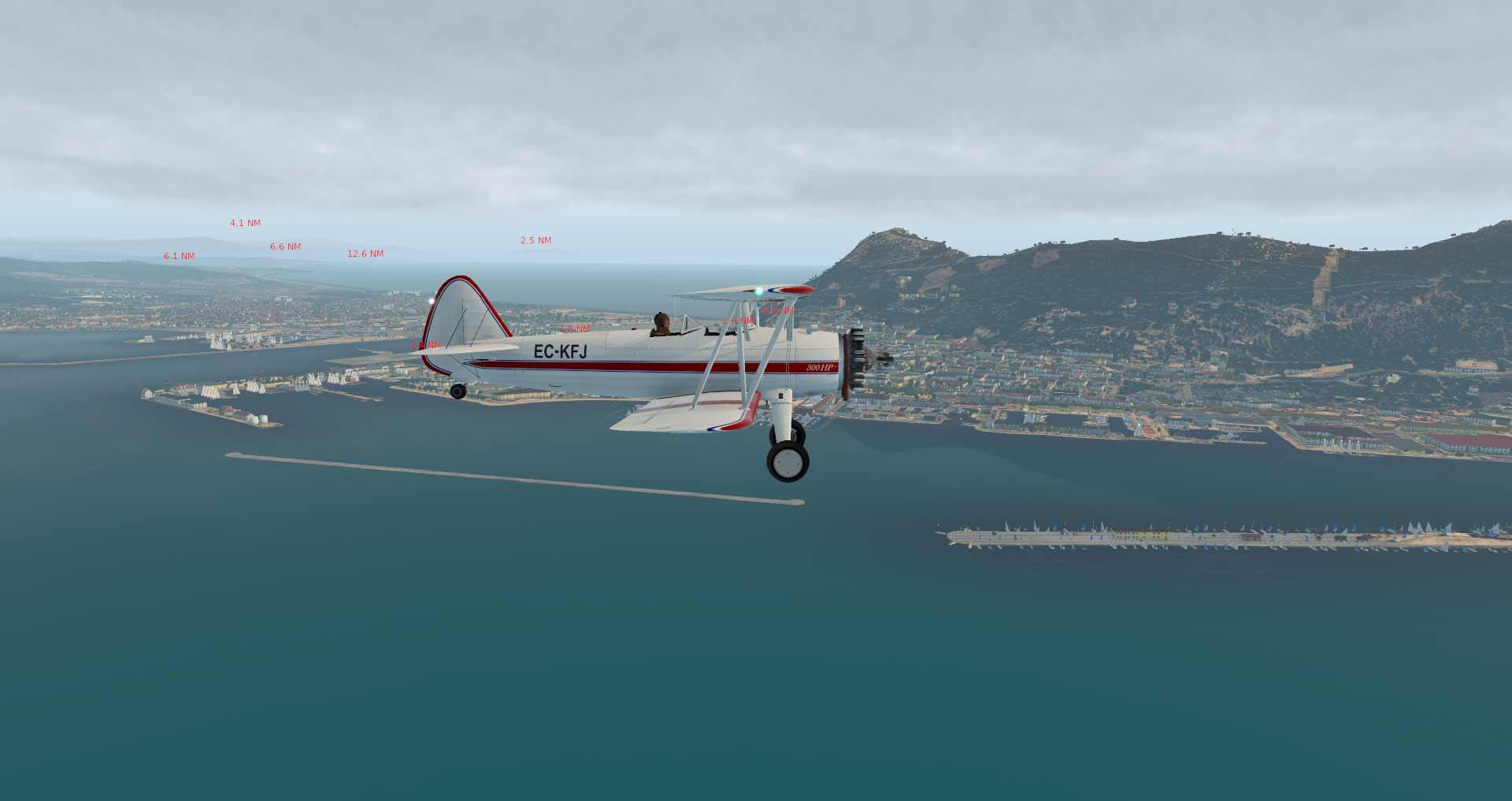 C.R. FSX-France Air Vintage - étape 9 LxXxE