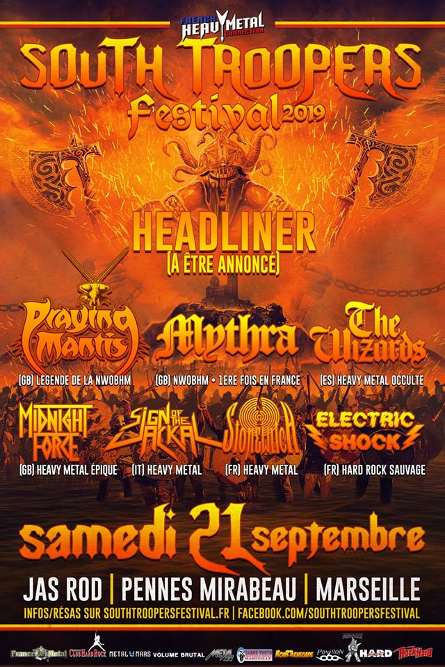 SOUTH TROOPERS FEST [Marseille - 13] > 21-09-2019