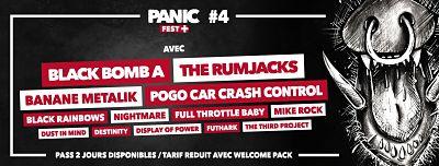 PANIC FEST 4 [St-Félix - 74] > 26-07-2019