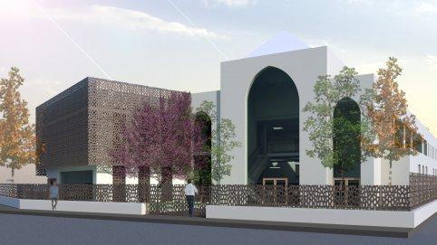 Le prédicateur Hassan Iquioussen diffuse sa haine de l'Occident, discrédite l'Église et le Pape sur le site de la future Mosquée de Teisseire d'Échirolles dans Politique mDxm1