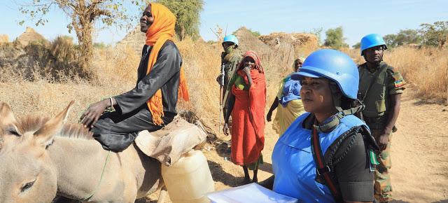 بناء السلام من منظور الجندر: الدروس المستقاة من دور المراة في عمليات بناء السلام في افريقيا