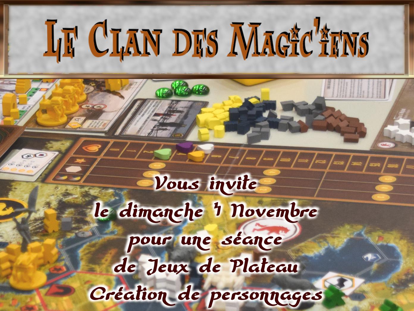 Dimanche 4 Novembre : Jeux de plateau et Créa de persos (à partir de 14h) MQPjO