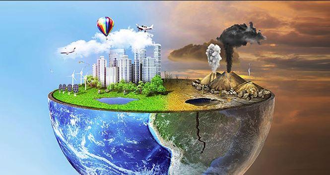 الأمن البيئي العالمي والدمار الشامل للحروب